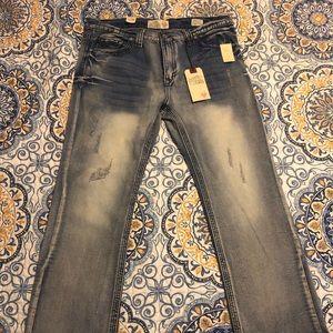 Men's Nation of Saints Jeans NWT 36x30